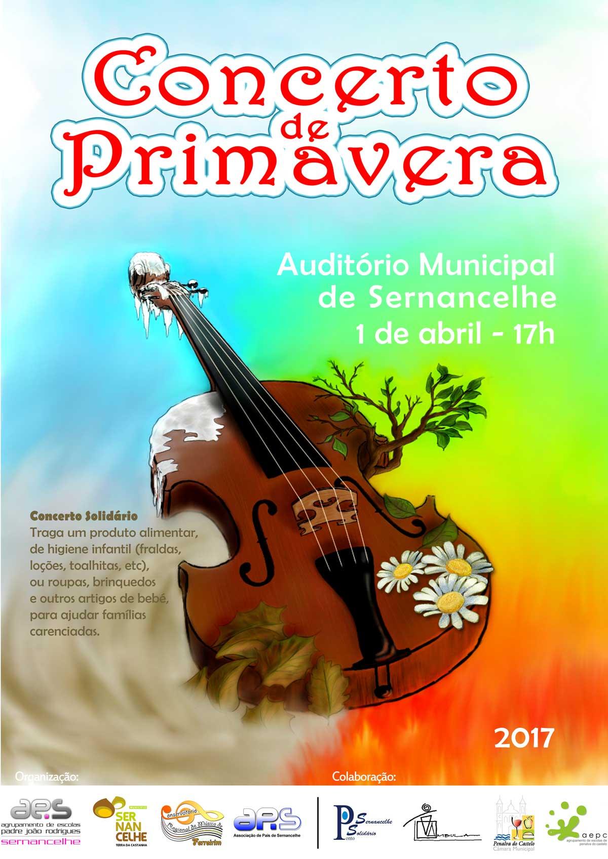 Concerto de Primavera 2017